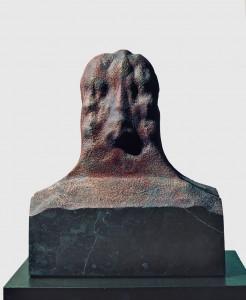 Tors / Torso 1993, marmur / marble, 50×50×20 cm